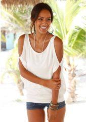 Witte LASCANA shirt