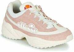 Ellesse Sparta Dames Sneakers - Poeder roze/Gebroken wit - Maat 39.5