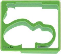 Tovolo Keukenhulp Gadget sandwich Steker Nijlpaard & Aligator Groen