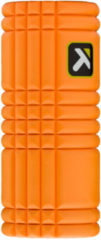 Zwarte Trigger Point Therapy TriggerPoint The Grid - foamroller 33cm oranje