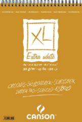 Canson schetsblok XL Extra White formaat 21 x 297 cm (A4)