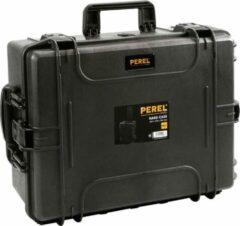 Perel Outdoor-koffer (b x h x d) 594 x 270 x 473 mm Zwart HC540SH245
