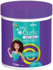 Novex - My Curls - SUPER CURLY Leave In Conditioner - 1kg