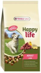 Versele-laga HAPPY LIFE ADULT LAM DIGESTION HONDENVOER #95; 15 KG