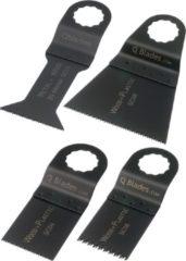 Q Blades Zaagbladset SC92 tbv hout en metaal