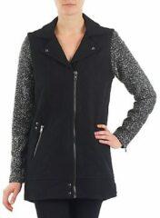 Zwarte Mantel Vero Moda MAYA JACKET - A13