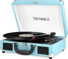 Victrola Vsc-550 BtUsb Retro Platenspeler Turquoise
