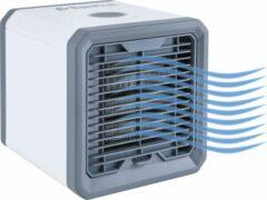 Licht-grijze Eurotrail Air Cooler Verkoeling Wit/Lichtgrijs