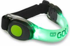 Wall Discovery Gato sports - Neon led armband, sportarmband - groen