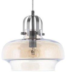 Beliani Wiltz Hanglamp Glas 20 X 20 Cm