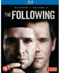 Warner Bros Home Entertainment The Following - Seizoen 2 (Blu-ray)