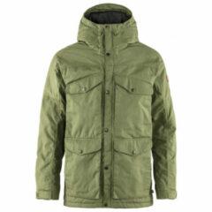 Fjällräven - Vidda Pro Wool Padded Jacket - Parka maat S, oranje/blauw/turkoois/olijfgroen/grijs/bruin/bruin/zwart/blauw/o
