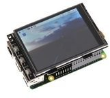 Raspberry Pi Foundation Raspberry Pi JOY-iT TFT Display 3.2 V2 - Zusätzliche Schalttafel - TFT - 8.13 cm (3.2 Zoll) 4250236811703