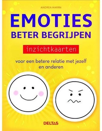 Afbeelding van Deltas Emoties Beter Begrijpen Inzichtkaarten (1set)