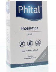 Phital Probiotica Plus Duo-Lac - 20 Sachets - Voedingssupplement - Probiotica