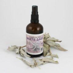 Jiri and Friends huisparfum witte salie 100 ml - Aromatherapie white sage - Smudgen - Reinigingsrituelen - Geesten verdrijven geuren