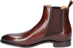Bruine Carlos Santos 7902 Guimaneas Brown G+ Wijdte Boots