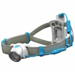 Blauwe Ledlenser - Neo10R - Hoofdlamp blauw