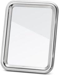 Grijze Georg Jensen Decoratie Spiegel Tableau Klein Aluminium 21 Cm