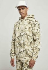 Creme witte Southpole Hoodie/trui -S- Embroidery Creme