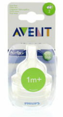 Philips Avent Avent Classic Spenen - Slow Flow 1m+