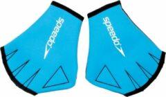 Speedo Zwemhandschoenen Neopreen Blauw Maat S