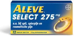 Aleve Select 275 12 tabletten