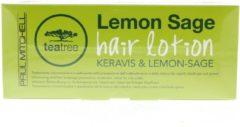 Paul Mitchell Tea Tree Lemon Sage Hair Lotion 12 X 6 ml