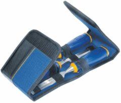 Irwin MS500 3-delige Beitelset in etui - 10/15/20mm