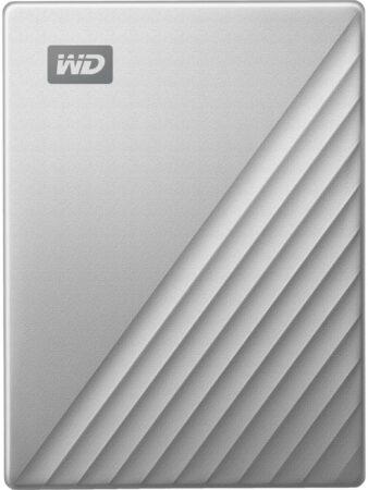Afbeelding van Western Digital WD My Passport Ultra 4TB Silver