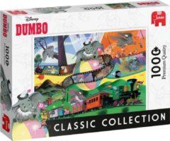 Blauwe Jumbo Disney Classic Collection Dumbo Premium Collection Puzzel 1000 Stukjes