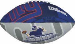 Rode Wilson F1534XB NFL Team Logo American Football Giants