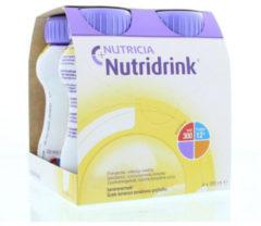 Nutridrink Banaan 4 x 200 ml 4 Stuks