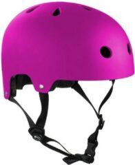 SFR SFR Essentials Skate/BMX Sporthelm - UnisexKinderen en volwassenen - Roze Maat S/m