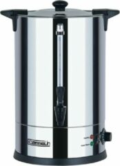 Roestvrijstalen Casselin® Heetwaterdispenser RVS | dubbelwandig | Ø273 mm | 15 Liter