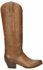 Sendra Senda 8840 Lia dames cowboylaars - Cognac - Maat 39