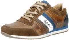 Australian Heren Lage sneakers Cornwall - Cognac - Maat 48