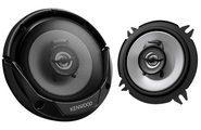 Kenwood Corporation Kenwood KFC-E1365 - Lautsprecher - für KFZ - 30 Watt - zweiweg - koaxial - 130 mm (5.12'') KFC-E1365