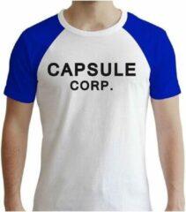 Merkloos / Sans marque DRAGON BALL SUPER - Capsule Corp. - Premium Men T-shirt (M)