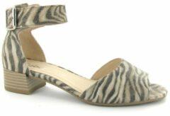 Gabor Dames Sandalen 723 - Beige - Maat 38