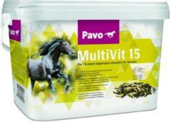 Pavo Multivit 15 - Voedingssupplement - 3 kg