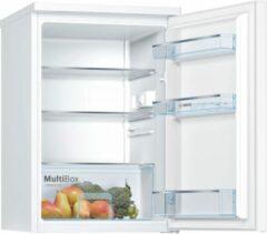 Bosch KTR15NWFA tafelmodel koelkast met MultiBox en LED verlichting
