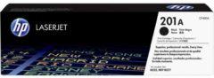 HP 201A CF400A Tonercassette Zwart 1500 bladzijden Origineel Tonercassette