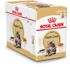 Royal Canin Fbn Maine Coon Adult Pouch - Kattenvoer - 12x85 g