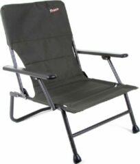 Traxis - Basic Chair With Armrest - Stoel - Visstoel - 60 x 58 x 70 - Groen