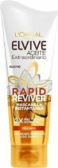 L'Oréal Paris Herstellend Haar Masker Elvive Rapid Reviver L'Oreal Make Up (180 ml)
