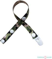 Fopspeenkoord.nl Speenkoord | speenketting | Camouflage Camo