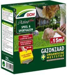 Groene DCM Graszaad Activo Plus - speel en sportgazon - 0,225kg voor 15m²
