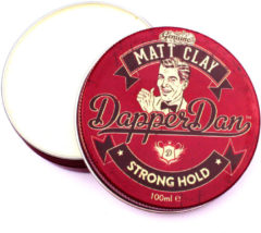 Dapper Dan - Matt Clay - Strong Hold - 100 ml