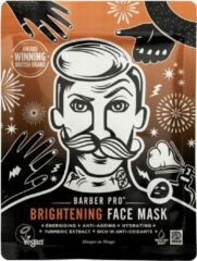 Witte BARBER PRO BRIGHTENING FACE MASK